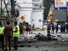 Sri Lanka IT Employee Arrested For Link To Easter Sunday Bombings