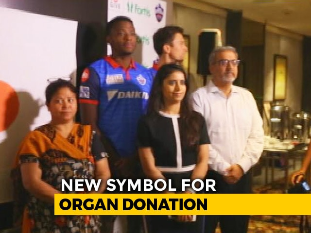 Video : Organ Donation Gets A New Symbol