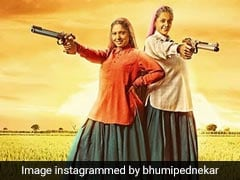 <i>Saand Ki Aankh</i> Shows How The Tomar Sisters Fought To Make A Difference: Bhumi Pednekar