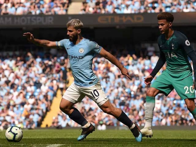 Manchester City Beat Tottenham 1-0 To Go Top Of The Premier League