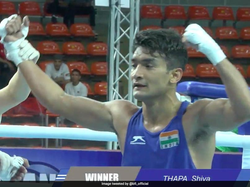 Shiva Thapa Assured Of 4th Straight Asian Championship Medal, Enters Semis