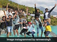 <I>'83</I>: Ranveer Singh And 'Kapil's Devils' Take Over Dharamshala