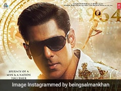 <i>Bharat</i> New Poster: Salman Khan Lets Us Peep Into His '<i>Jawaani</i>'