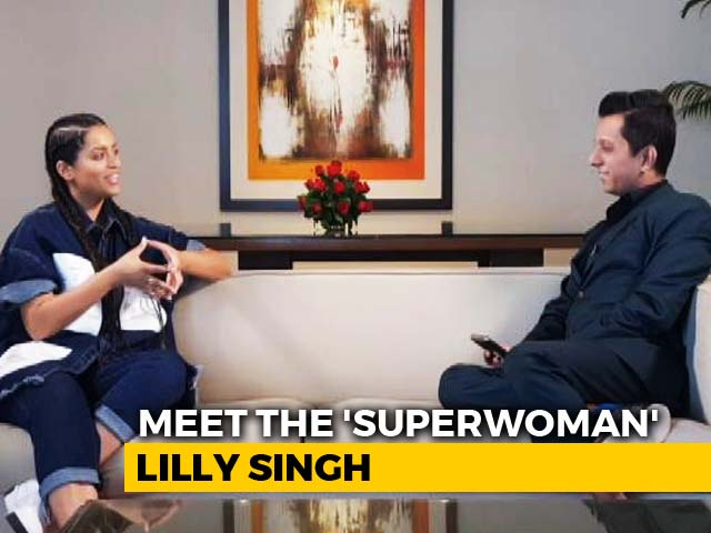 Video : Fame Comes With A Lot Of Responsibility: Lilly Singh
