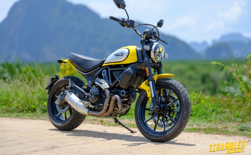 2019 Ducati Scrambler India Launch Highlights: Price, Images, Specifications, Features