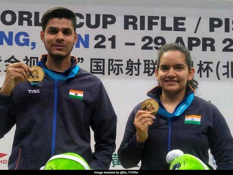 ISSF World Cup: India Top Medals Tally At Beijing Shooting World Cup
