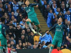 Spurs Survive Manchester City Thriller To Reach Champions League Semis