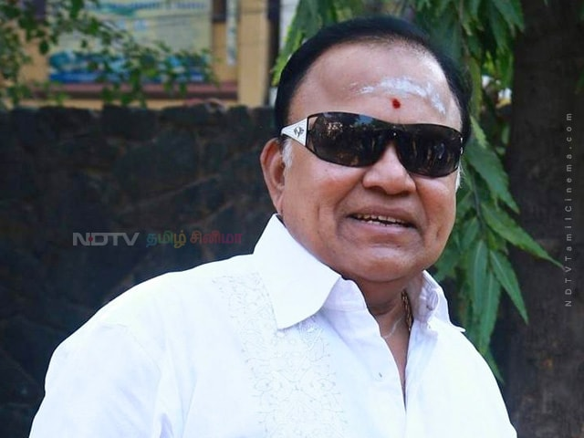 Actor Radha Ravi, Suspended From DMK Over Sexist Remarks, Joins AIADMK