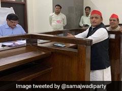 Akhilesh Yadav Joins Azamgarh Battle Amid Discontent Over Encounters