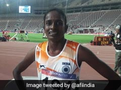 Marimuthu, Toor Win Gold Each in Asian Athletics Championships