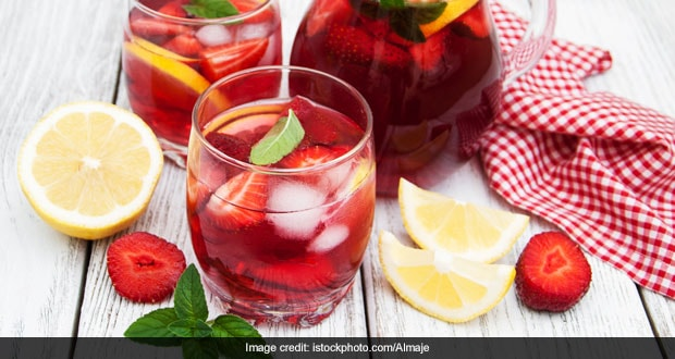 Diabetes: Ditch Those Sugary Summer Coolers And Try These Diabetic-Friendly Drinks (Watch)
