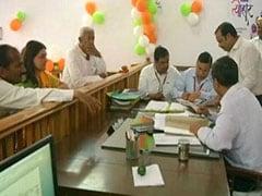 Maneka Gandhi Files Nomination From Sultanpur Lok Sabha Seat In UP