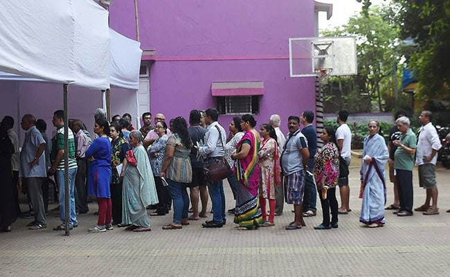 All Eyes On Mumbai Elections As Celebrities Queue Up To Vote