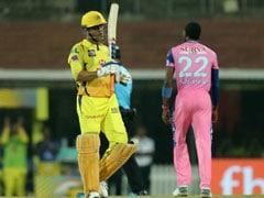 IPL 2019: Struggling Rajasthan Royals Look To Check Chennai Super Kings Rampage