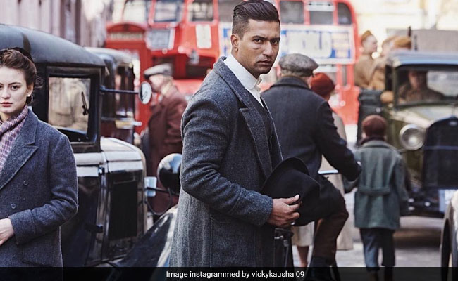 Vicky Kaushal Shares A Pic Of Himself As Revolutionary Udham Singh