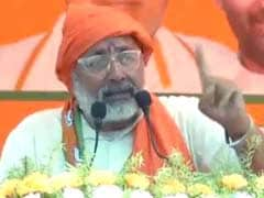 Vande Mataram, Land For Burial Come Together In Giriraj Singh's Warning