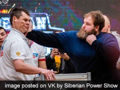 Inside The Bizarre World Of Russian Competitive Slapping. Watch Video