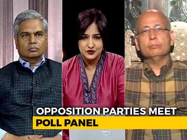 Video : Elections 2019: 454 Complaints, But None Against PM Modi, Amit Shah?
