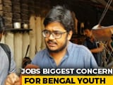 Video: As BJP, Trinamool Fight In Bengal, NDTV's Chai Pe Charcha With University Students