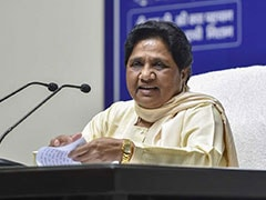 "Exit Polls Stall Mayawati-Gandhis Talks? ""No Delhi Meet,"" Her Party Says"