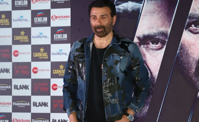 Blank Actor Sunny Deol Says That 'Action Films Have Never Troubled' Him