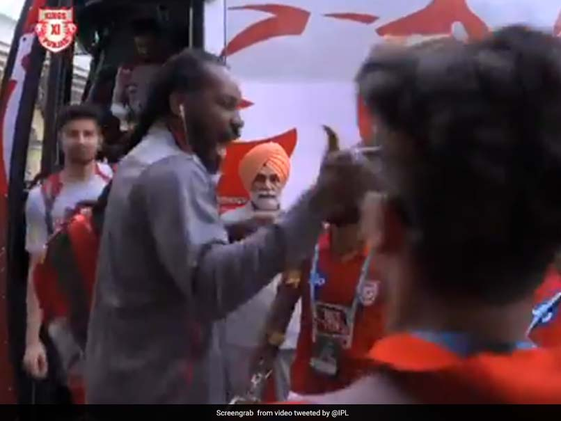 Chris Gayle Is The Universe Boss Of Dancing Too. Heres Proof