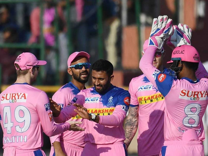 IPL 2019: Rajasthan Royals Eye Back-To-Back Wins, Host Delhi Capitals In Jaipur