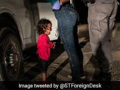 इस तस्वीर को मिला 'वर्ल्ड प्रेस फोटो' पुरस्कार, फोटोग्राफर बोला - उनकी आंखों में डर देखा था