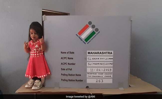 Lok Sabha Elections 2019: World's Shortest Woman Jyoti Amge Votes In