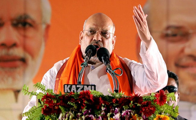 Amit Shah Cancels Rallies In Jharkhand After Cyclone Fani Batters Odisha