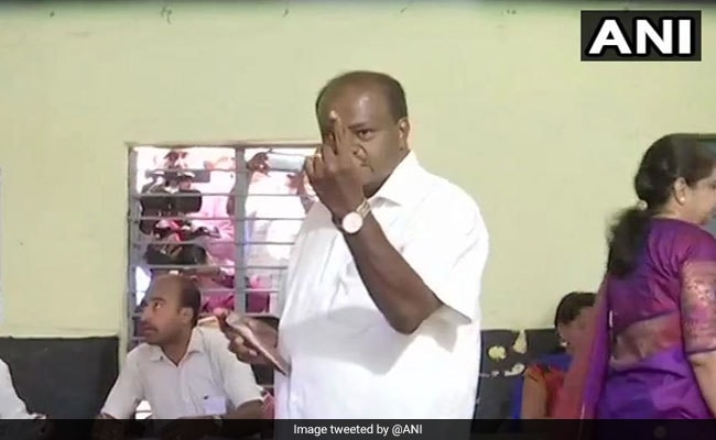 Elections 219: JD(S)-Congress May Win 10-12 Seats Out Of 14, Says HD Kumaraswamy