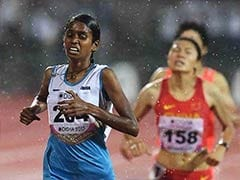 PU Chitra Wins Gold In Women