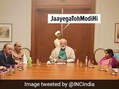 कांग्रेस ने शेयर की नेहरू जी की ऐसी तस्वीर, सोशल मीडिया पर लोगों ने किया ट्रोल
