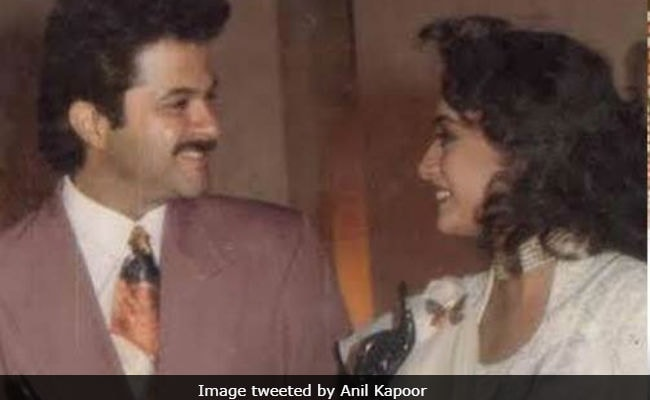 27 Years Of Beta: Here's How Anil Kapoor Is 'Looking Back' With Madhuri Dixit