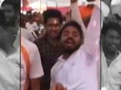 Dadri Mob Killing Accused Cheer From Front Row At Yogi Adityanath Rally