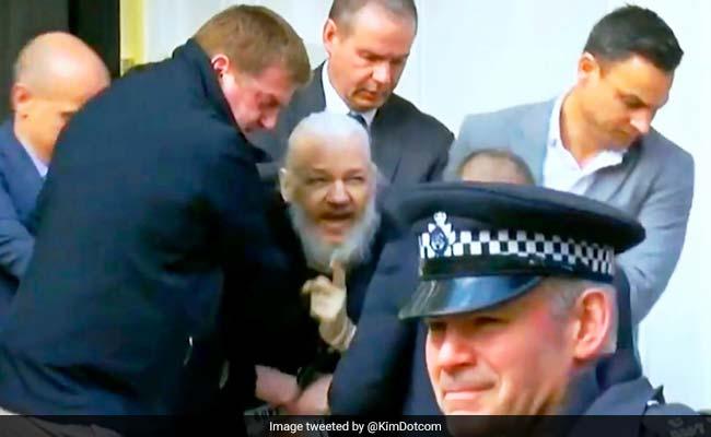 How UK Police Arrested Julian Assange Without Breaking International Law
