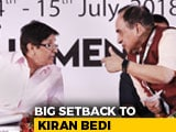 Video : Setback For Kiran Bedi, Court Says Lieutenant Governor Can't Act Independently