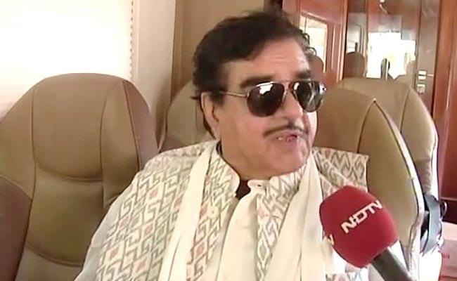 NDTV Exclusive : कांग्रेस नेता शत्रुघ्न सिन्हा ने सपा उम्मीदवार पत्नी का किया प्रचार, बताया यह कारण