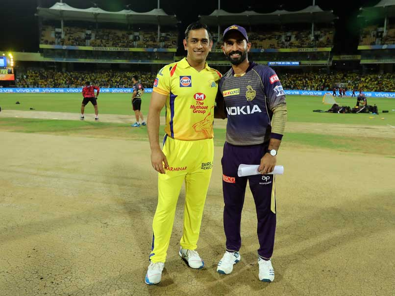 Live IPL Score, KKR vs CSK, Live Cricket Score: CSK Win Toss, Opt To Bowl Against KKR At Eden Gardens