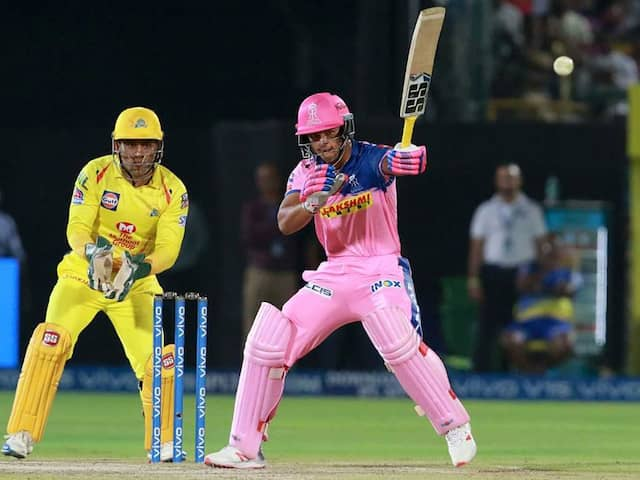 "Played MS Dhonis ""Helicopter Shot"" On Instinct, Says Riyan Parag"