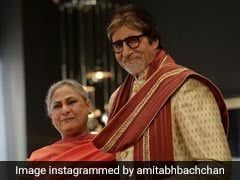 After Jaya Bachchan's Parliament Speech, Security Outside Bachchans' Home