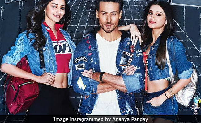 Student Of The Year 2 Trailer: This Is When You Get A Glimpse Of Tiger Shroff, Ananya Panday And Tara Sutaria's Film