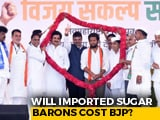 Video : In Maharashtra, The Political Cost Of BJP's Newly-Minted Sugar Barons