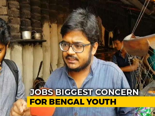 Video : As BJP, Trinamool Fight In Bengal, NDTV's Chai Pe Charcha With University Students