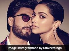 Ranveer Singh In Pink Reminds Deepika Padukone Of This Sweet Treat