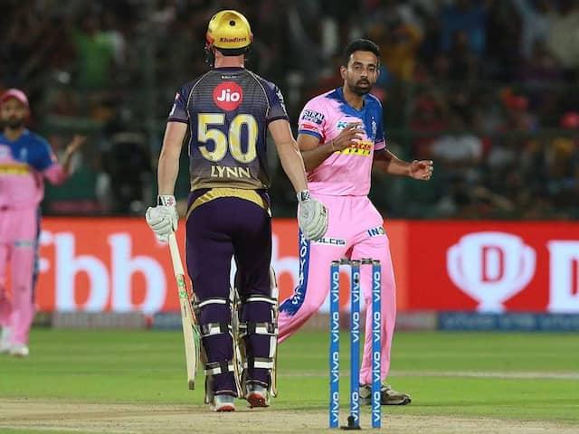 RR vs KKR: Michael Vaughan Suggests Rule Change After Strange Incident During IPL 2019 Match
