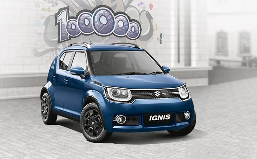 The Maruti Suzuki Ignis was launched in January 2017, and received an update in February 2019