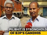 Video : Voters In Western UP's Pilibhit, Stronghold Of BJP's Gandhis, Want Development