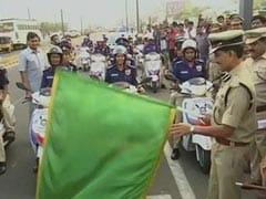 """Vizag: """"Sthree Shakthi"""" Cops To Provide Security To Women And Girls"""