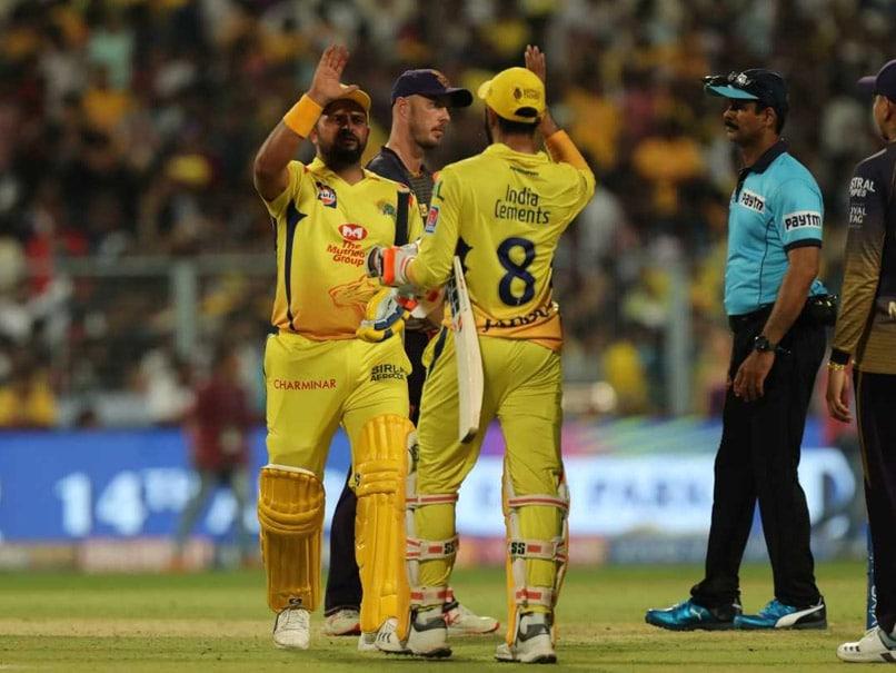 IPL 2019: Suresh Raina, Imran Tahir Star As CSK Beat KKR To Continue Winning Momentum